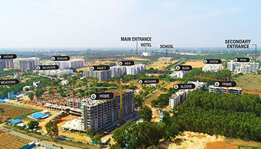 Image Luxury Apartments In Bangalore