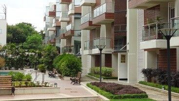 Image Of Residential Apartments In Bangalore